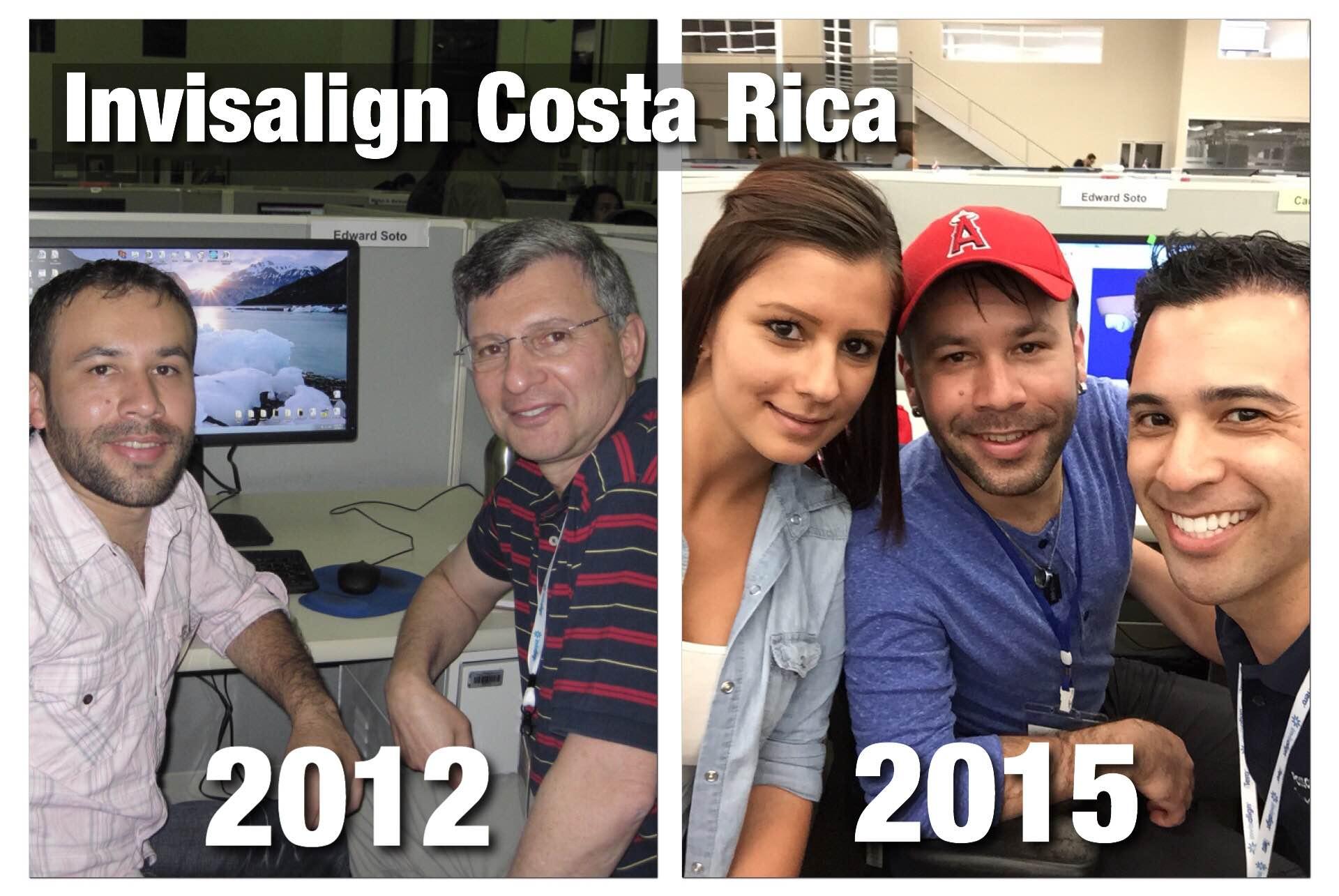 Irvine Invisalign Orthodontist Visits Invisalign Headquarters Costa Rica
